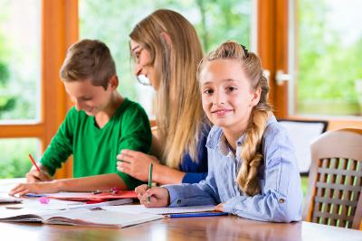 Aanpak huiswerkbegeleiding